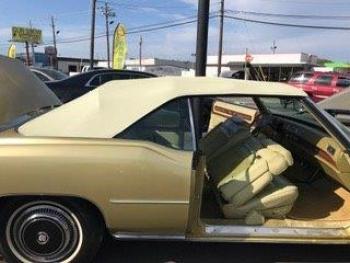 1976 Cadillac Eldorado Convertible C1356-Int 38.jpg