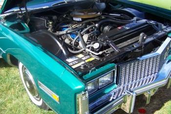 1976 Cadillac Eldorado Convertible C1357-Eng 21.jpg
