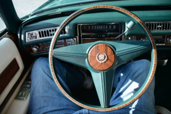 1976 Cadillac Eldorado Convertible C1357-Int 10.jpg