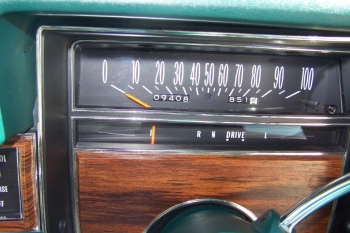 1976 Cadillac Eldorado Convertible C1357-Int 16.jpg