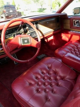 1984 Cadillac Eldorado Biarritz Convertible C1358-Int 8.jpg