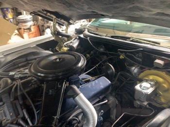 1974 Cadillac Eldorado Convertible C1359-Eng 14.jpg
